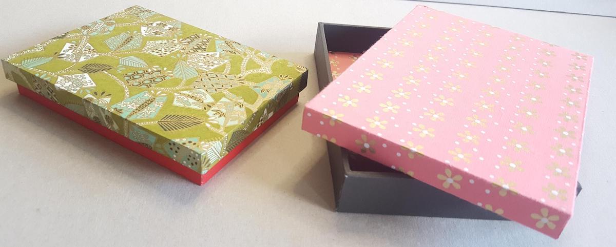 2 boxes smaller