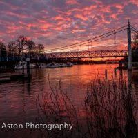 Photo at Teddington Lock