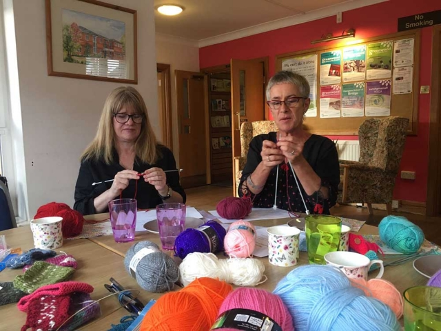 Knitting Workshop for beginners