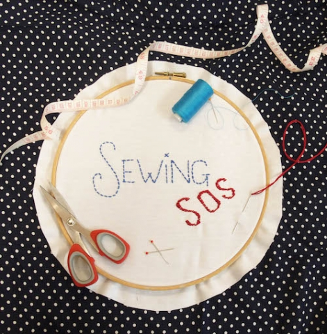Sewing SOS workshop