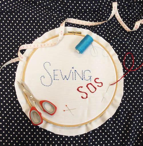 Sewing SOS workshop