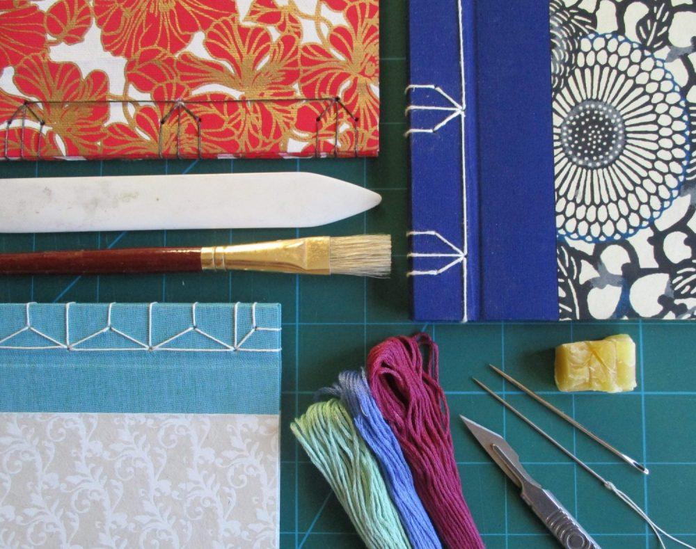 Japanese stitch binding