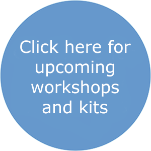 Upcoming workshops and kits