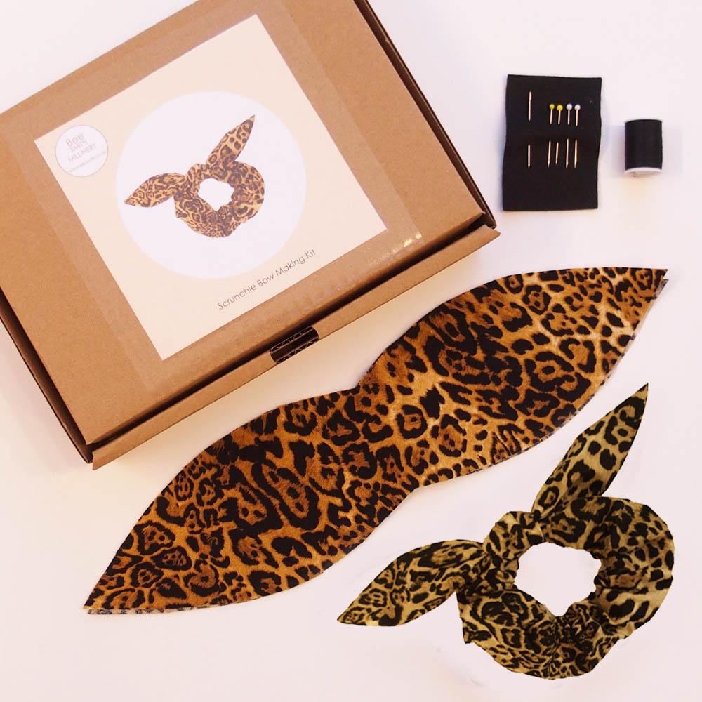 leopard print kit