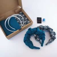 scrunchie headband